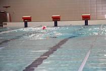 Plavecký bazén Prachatice.