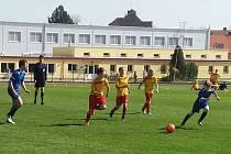Mladší žáci Tatranu vyhráli v Soběslavi 18:1.