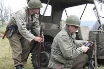 Na Kvildě bojovali spojenci proti německé armádě.