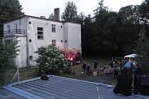 Kulturní akce v Kralově vile, které pořádal spolek Živá vila.