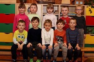 Mateřská škola Prachatice - ulice Na Skalce - 4. třída