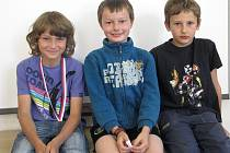 Na naše otázky odpovídali žáci ze Základní školy v Netolicích.
