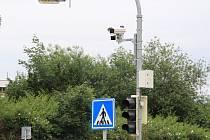 Nový radar před školou ve Vodňanské ulici už je připraven. Měření v Prachaticích začne od 1. července.