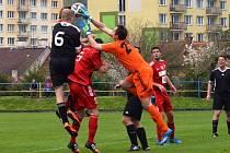 Vimperští padli doma 0:3 s Týnem.
