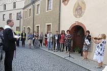 V úterý 10. září byl slavnostně otevřen Domácí hospic sv. Jakuba v Prachaticích.