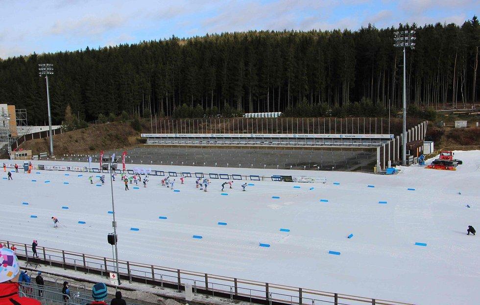 Vimperským lyžařům se na MČR dařilo.