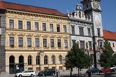 Budova prachatické radnice