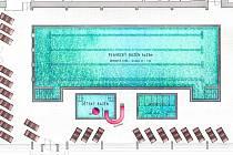Plány na rekonstrukci vnitřních prostor krytého plaveckého bazénu ve Volarech jasně naznačují, že zvolený směr se orientuje jak na sport a plavání, tak na relaxaci a nejmenší návštěvníky.