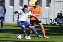 Fotbalová A třída: Vodňany - Vimperk 3:1.