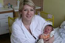 Liliana Andrejuv se v prachatické porodnici narodila v úterý 8. dubna ve 2.05 hodin rodičům Lucii a Václavovi. Vážila 3,06 kilogramu a měřila 49 centimetrů. Malá Liliana bude vyrůstat v Prachaticích. Na sestřičku se těšil dvouletý bráška Václav.