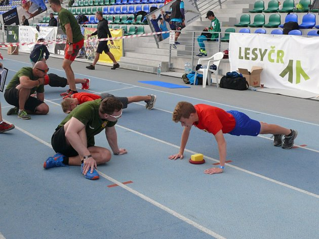 Na finále OVOV v Brně se představili i závodníci ze Šumavy Jiří Vozandych a Lukáš Krejčí.