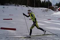 Tři mistrovské tituly přivezla z MČR starší dorostenka Fischer Ski klubu Šumava Barbora Havlíčková.