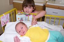 Linda Zedníková se v prachatické porodnici narodila 23. května 2011 v 19.50 hodin. Vážila 3600 gramů a měřila 53 centimetrů. Rodiče Monika a Jaroslav Zedníkovi jsou z Českých Budějovic. S malou sestřičkou jsme v porodnici zastihli i dvouapůlletou Zinou.