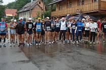 Přeshraniční běh ve Stožci s rekordy