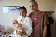 Jolana Tomanová se narodila ve středu 21. června  v 9.15 hodin v prachatické porodnici rodičům Veronice a Robinovi Tomanovým z Lenory. Prvorozená holčička vážila 3050 gramů.