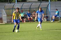 Fotbalová příprava: Vodňany - Čkyně 3:2.