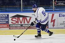 Vimperské hokejisty čeká zápas v Humpolci.