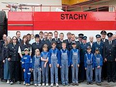 Sbor dobrovolných hasičů Stachy