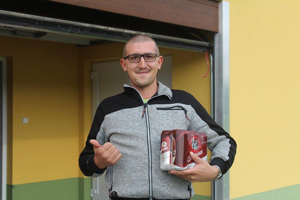 Jiří Cinádr se stal vítězem 6. kola TIP Ligy čtenářů Prachatického deníku.