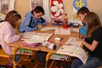 Projektové vyučování na Vodňance.