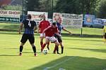 Fotbalová I.A třída: Strunkovice nad Blanicí - Velešín 0:0.
