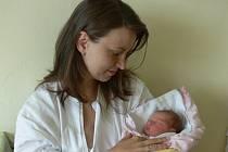 Kristýny Hollerová se v prachatické porodnici narodila v pátek 22. června v 11.45 hodin. Maminka Kateřina se pochlubila, že její druhá holčička vážila 3480 gramů a měřila 50 centimetrů. Na miminko se doma v Prachaticích těší tatínek Karel a dva půl roční