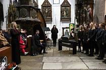 Ke čtyřicátým narozeninám dostal klarinetista Jan Hovorka koncert v kostele sv. Jakuba v Prachaticích. Vystoupili na něm jeho přátelé muzikanti.