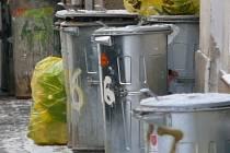 Nádoba na odpad není samozřejmost. Některé obce je nepořizují, zase ale mají levnější poplatky.