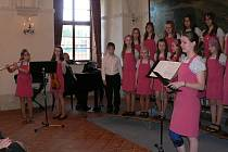 Dětský pěvecký sbor Cantando