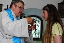 Mariánská kaple u obce Strážný se věřícím otevírá jen jedinkrát do roka.