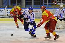 Startuje již i hokejová sezona ve Vimperku. Ilustrační foto.