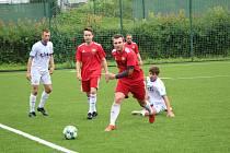 Fotbalová příprava: Prachatice - Písek U19 1:2.