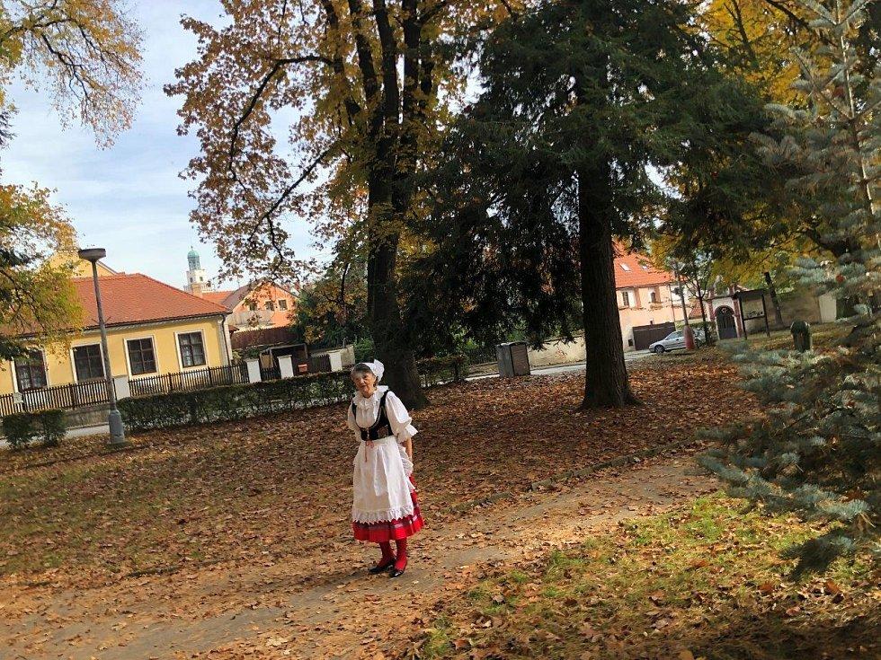 Baráčníci natáčeli DVD ke 102. výročí vzniku samostatného Československa.