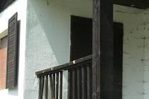 Dva lidé neoprávněně obsadili přízemní městský byt. Ilustrační foto.