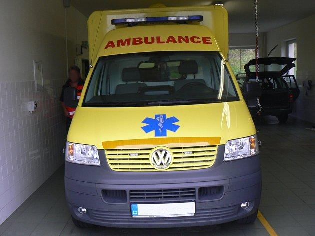 Pacienti o zdravotní službu nepřijdou, provozovat ji budou Vimperští. Ilustrační foto.