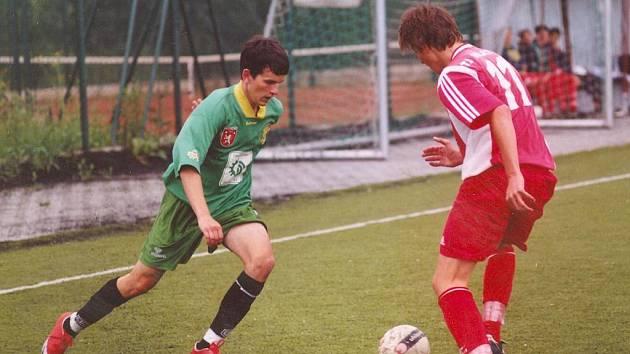 Fotbalový Tatran Prachatice stále více spoléhá na místní odchovance