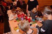 Vimperáci vyrazili na Vánoční trhy i do sálu MěKS.