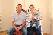 Adam Bartizal se narodil 16. května rodičům Markétě Niklové a Miroslavu Bartizalovi.