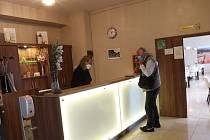 Volarský Hotel Bobík už přivítal první hosty.