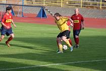 Tatran porazil Čimelice 3:1.