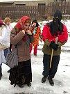 Masopustní veselí se spustilo v sobotu 10. února v Chrobolech a okolí.