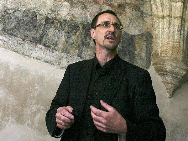 Ředitel NPÚ České Budějovice Pavel Pavelec vidí ve Vimperském zámku obrovský potenciál.