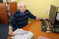 Konec roku 2014 přinesl podle Václava Váchy (na snímku) mírné zvýšení nezaměstnanosti.