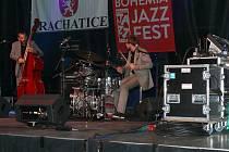 Bohemia Jazz Fest 2014 v Prachaticích.