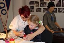 Prachatické muzeum připravilo ukázky velikonočních tradic.