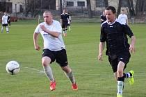 Fotbalový okresní přebor má o víkendu na programu druhé jarní kolo.