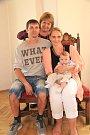 Jakub Preněk se narodil 5. května rodičům Ivaně Bandurové a Jakubovi Preňkovi.