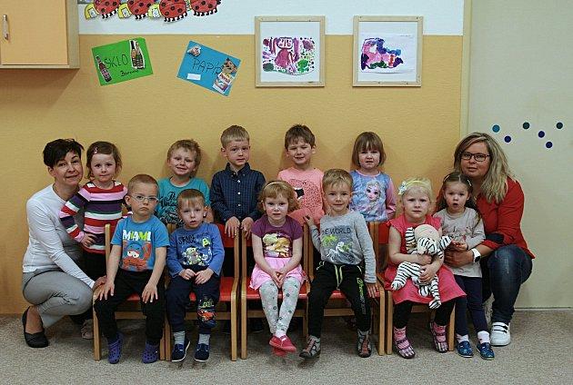 Mateřská škola Husinec, 1.třída - Berušky