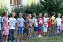 Zahájení školního roku v ZŠ Vodňanská v Prachaticích