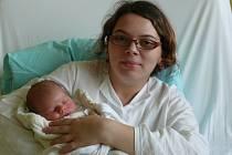 Jan Hojdekr se v prachatické porodnici narodil ve středu 10. prosince ve 13.35 hodin. Vážil 3850 gramů. Rodiče Vladimíra a Jan si prvorozeného syna odvezou domů, do Netolic.